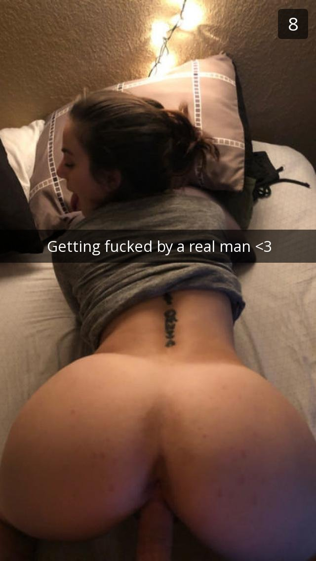 Getting Fucked By a Real Man