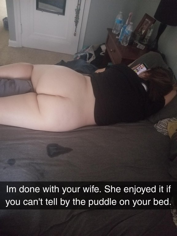 Wife Squirt Cuckold Snapchat